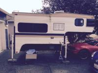 1987 S&S Camper. Dry weight 1530, 1865 weight, 5-10