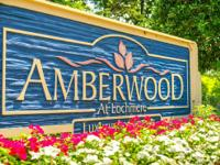 Welcome to Amberwood at Lochmere where luxury combines