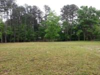 Flat land.Excessive trees removed.Septic approved and