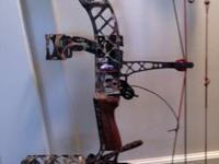 Mathews Solocam Z7XTREAM-with Reverse Assist  Bow has