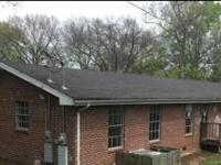 All brick Duplex in great location. 3 bedroom on one