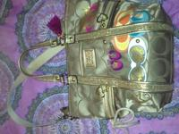 ***$90 OR BEST OFFER***  I have a real Coach bag from I