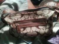 I have a coach purse needing to sell asking 75 OBO feel