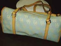 Real Dooney & Bourke great condition. Chocolate brown