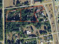 ONLINE PROPERTY AUCTION 4.77 Acres on 5th Place