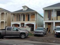 3 Beautiful newly constructed 4 bedroom homes in the