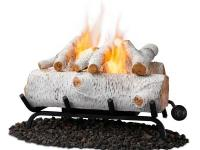 Convert your existing gas or wood-burning fireplace