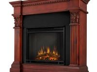 Add elegance to any room with the Gabrielle Real Flame