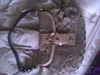 JUICY COUTURE purse $20 text for pictures bought for