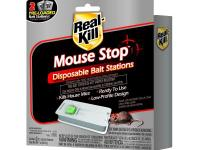 These Real-Kill Mouse Stop Disposable Bait Stations