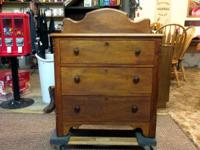 This is a Real Nice Antique Commode for ONLY ... 119.00