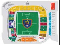 2 tix to tonights game at 9pm RSL vs Sporting KC