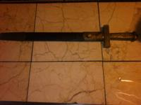 I have 3 real swords 1 is a confederate sword for 3500