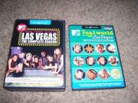 The Real World Las Vegas Complete Season DVD and The