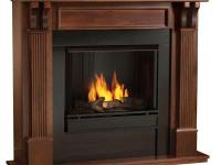 Best selling gel fireplace. The handsome pillars with