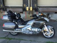 2004 Honda Gold Wing 1800. Super nice Gold Wing in the