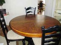 really love this dining table, but are moving and too