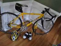THIS IS A MINT CONDITION FLET65 ROAD BIKE FOR $500.00
