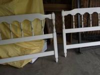 Getting rid of our black metal daybed, very sturdy and