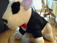 Here is a REALLY Nice Plush Spuds Mackenzie      In NEW