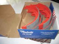Raybestas Rear Brake Shoes New in box. Bought for 83