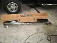 Used MOPAR chrome rear bumper only from 2006 Dodge Ram