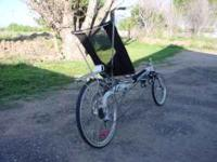 "Linear ""Mach III"" 2.0 Recumbent Bicycle, ok, I can not"