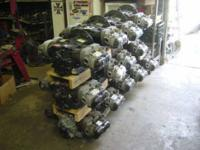 Hello, We have rebuilt 1600 long block engines starting