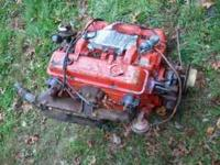 I have a rebuilt 1964 chevy 283 motor with no miles on