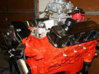Professionally re-built 396 Big Block Chevy #10913CTB,