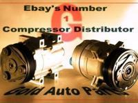 Description Rebuilt AC A/C Compressor with a 6 Month