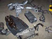 REBUILT EATON M90 SUPERCHARGER, PIPING, INNERCOOLER,