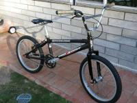Up for sale is a great performing BMX Redline Race