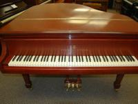 Steinway & Sons Baby Grand Piano, Model S, serial #