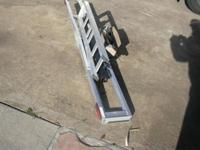 I have a Receiver Mounted Motorcycle Carrier Rated at