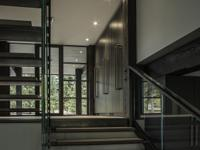 Recently completed four suite contemporary masterpiece.