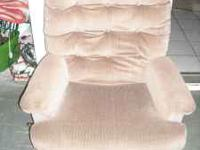 Very nice Recliner. James  E-mail or call No Texts