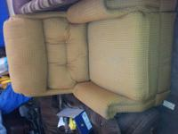 Recliner chair good shape call  // //]]> Location: