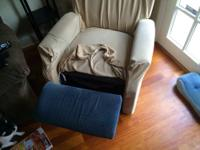 We are moving and just do not have room. This recliner