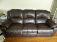 2 couches for sale. Asking $150 for one or $300 for