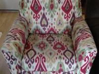 Recliner for sale for $150 or best offer. It has a