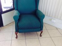 Very good condition recliner/upright/armchair for your