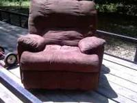 Nice,Confy,Swede Leather.Summerdale,Alabama.Cash.Can