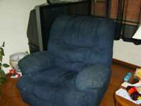 i have this recliner its very big and comfortable need
