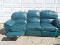 This is a excellent buy. This beauty has a recliner on