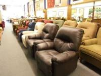 RECLINERS from $249.95 to $449.95 at Peoples Denver