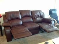 Type:Furniture Recliner needs upholstering. Reclining