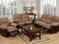 brand new from dealer. available in bonded leather in