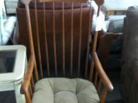 Rocking Recliner in good condition needs a little