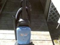 Reconditioned Hoover Tempo Vacuum. This Vacuum has been